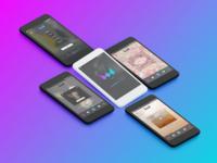Woamix App Concept