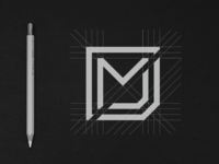 MJ Monogram / Process