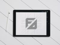 FD Monogram - Process
