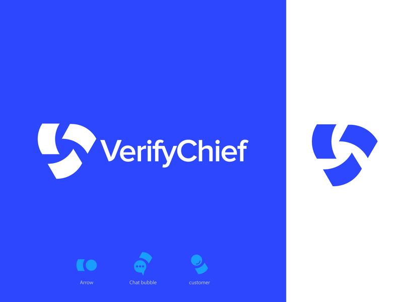 verifychief lettering symbol abstract logo negative space letterforms v letter branding logomarks logo design monogram rental v logo play logo play