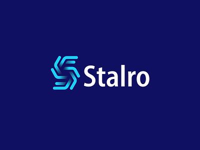 stalro symbol logos letter s logo letter s minimal brand networking app logo inovation network monogram logomarks branding abstract logo simple logo web logo s logo