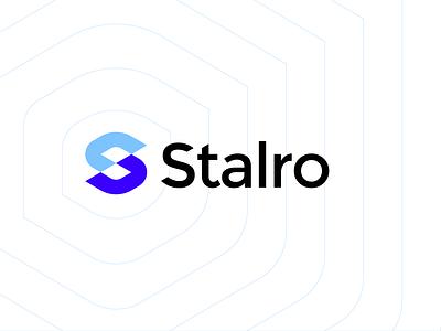 Stalro logo designer logos negative space abstract logo startup network connect minimalist logo minimal luxury logo s letter logo s letter branding tech company tech logo logo design s logo