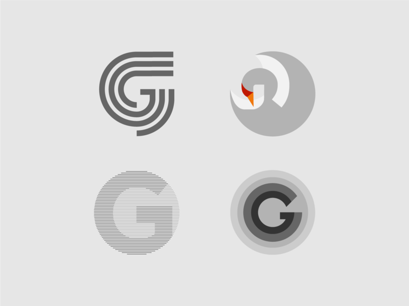 G Logo Exploration By Alaa Choichnia On Dribbble