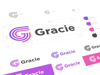 Gracie - visual identity