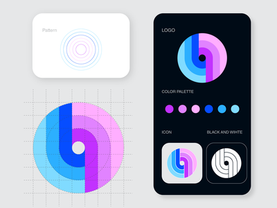 Abstract Logomark