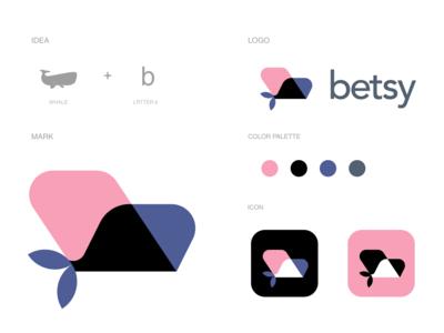 Betsy - Logo Design