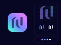 N Logo - Tutorial