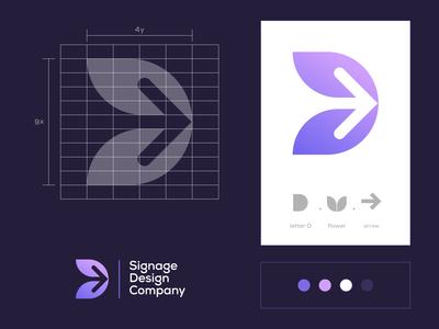 D-SIGN logo concept