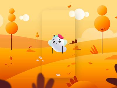FLUX IT QUESTIONS - Backgrounds motion vector game art ui design illustration