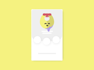Runrun - reactions ui design card brand personality motion illustration motion ui uidesign after effects animation