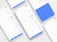 Daily UI 004 - Calculator UI