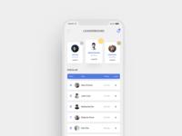 Daily UI 019 - Leaderboard UI