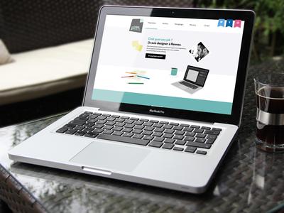 uncoindpixel.com v5 webdesign portfolio pixel france designer