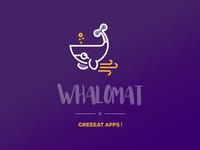 Logo Whalomat