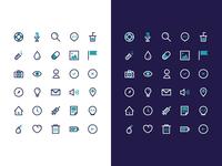 BIGÜ - Icon Set