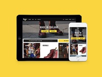 Dr.Martens Website