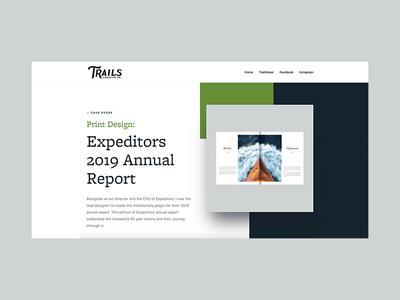 Case Study Web Design casestudy website web typography ux ui design graphic