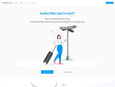 404 error - Page not found ui illustration illustrations lost error error message error page error 404 404 error page 404 error 404 page 404page 404