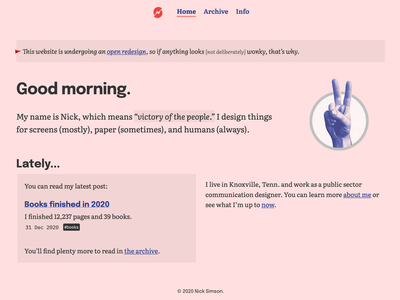 NewwwYear peace victory website