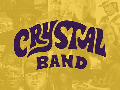 Crystal Band music funk retro