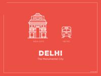 Delhi, India (Weekly Warm-Up)