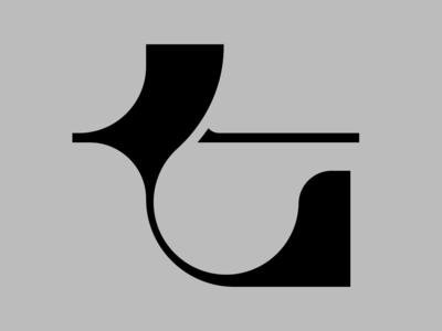 Lettermark T vector new debut typography lettermark lettering font design branding 36daysoftype logo design logo branding