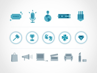 pickit.com icon sets icons icon set web design website blue grayscale monochromatic
