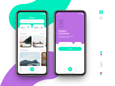 Bacpac iOS Travel App