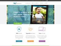 Northwoods homepage concept