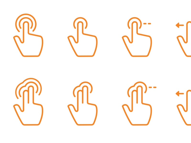 Handy Gestures freebie device ipad iphone gesture hands share download free gestures icons free icons