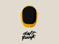Daft Punk Vector Edition
