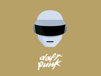 Daft Punk Vector Edition Issue 2