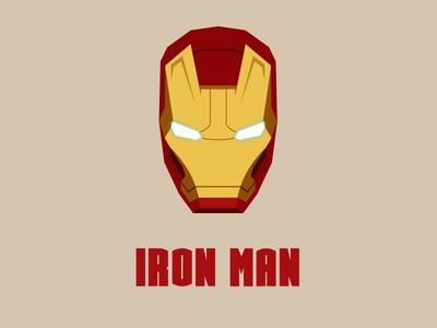 Iron Man Vector Edition