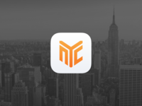 NYC iOS icon