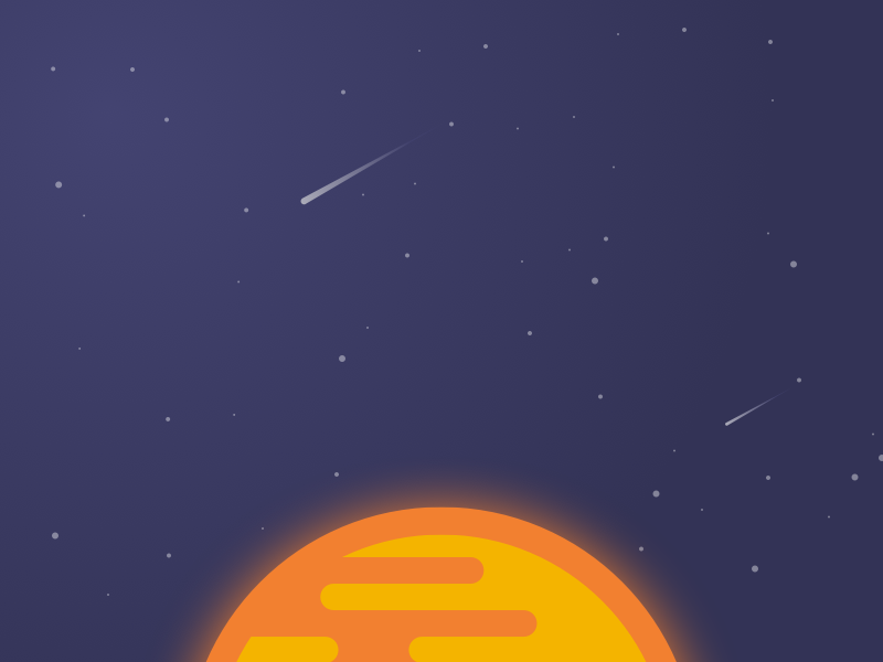 Planets [Solar variant] sketch graphic design illustration space solar system planets