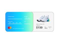 Dailyui 002 Creditcard Checkout