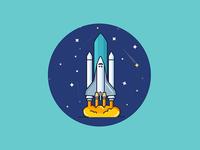 Startup Rocket Business