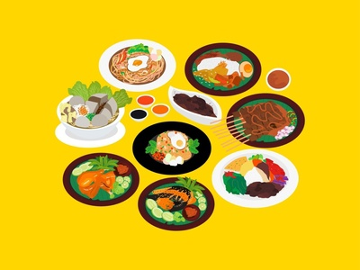 9 Most Popular Indonesian Food