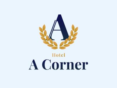 A Corner Hotel Logo