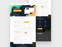 Chantal's product website – E-commerce's shopping plugin for Vie shopping ecommerce plugin web design ux ui