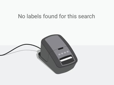 No Labels Found