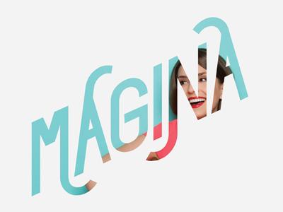 Magina type portugues lettering hand-type handmadefont expressoesbrasileiras design magina brasil