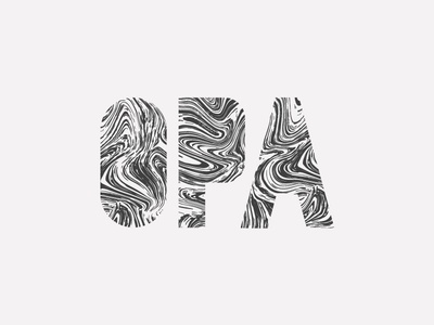 Opa illustration lettering brasil typography hand-type portugues expressoesbrasileiras handmadefont type design