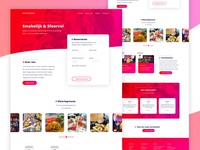 Dutch Restaurant/Bar Website