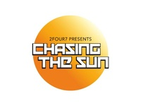 Chasing The Sun Festival Logo Alternate Version