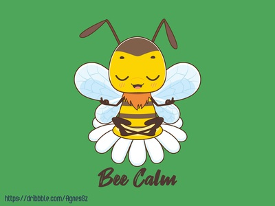 Bee calm design