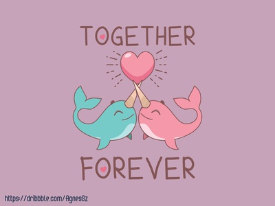 Together forever design
