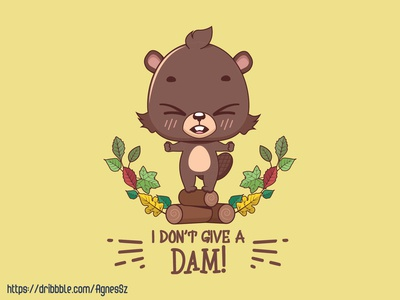 Do not give a dam pun
