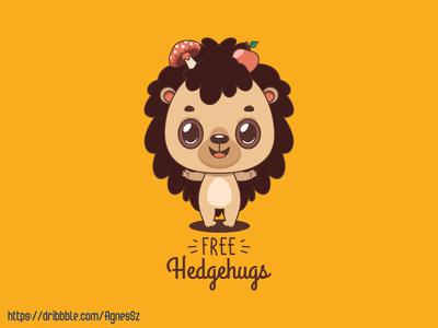 Free hedgehugs