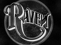 Drawlloween, Day 4: Raven